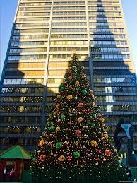 christmas trees chicago christmas lights decoration