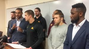 target does poor job on black friday boycott mn gophers football team ends boycott suspensions remain