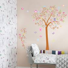 compare prices on wall stickers owl online shopping buy low price fashion art wall sticker owl wall art for kids room wall decals diy decorative sticker home