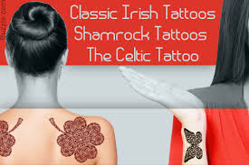 irish tattoos for women that are astoundingly captivating
