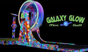 adult mini games galaxy glow mini golf in corpus christi texas groupon