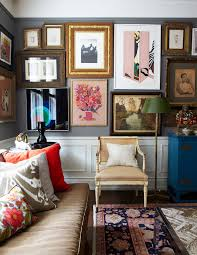 Home Art Gallery Design Lost And Found The New York City Apartment Of Kleinreid Jackson
