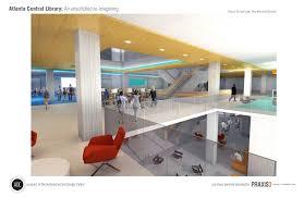 Entry Level Interior Design Jobs Atlanta Atlanta Architects Reimagine Breuer U0027s Central Library Curbed Atlanta