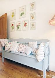 55 best shabby chic bench images on pinterest live cottage