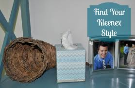 find your kleenex style the love nerds