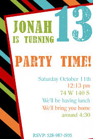 colors 18th birthday party invitation message plus 18th birthday