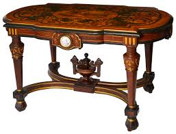 victorian coffee table set victorian style dining table furniture furnishings 15 impressive