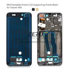 xiaomi mi5 mi5 middle lcd frame for xiaomi mi 5 middle faceplate lcd supporting