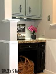is chalk paint recommended for kitchen cabinets painting kitchen cabinets with chalk paint tracey s fancy