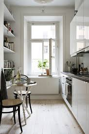 kitchen cabinets design ideas photos for small kitchens 31 stylish and functional narrow kitchen design ideas