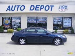 nissan altima z5s used 2006 majestic blue metallic nissan altima 2 5 s 14426137 photo 4