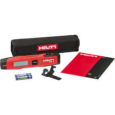 5 Meters To Feet Hilti Pd 5 Laser Range Meter 2004789 The Home Depot