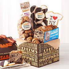 gift baskets nyc zabar s new york goodies box