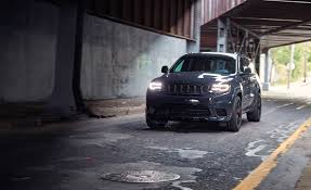 jeep trackhawk grey 2018 jeep grand cherokee trackhawk pictures photo gallery car