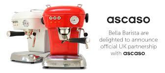 Bella Barista Espresso Coffee Machines Grinders and Barista