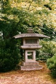 Japanese Garden Lamp by Make A Japanese Garden Lantern Out Of Hypertufa Japanese Garden