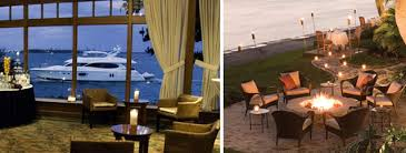 waterfront wedding venues island rooms with a view waterfront wedding venues floridian social