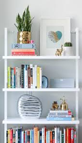 pretty bookshelves 5 tips for styling bookshelves pretty fun