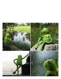 Kermit Meme Generator - kermit sad montage compilation blank template imgflip