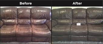Leather Sofa Problems Leather Sofa Colour Loss No Problem Real Furniture Repairs 7