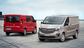 opel nissan 2015 opel vivaro commercial van revealed gm authority