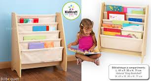 bibliotheque chambre enfant bibliothèque à compartiments meuble pour chambre d enfant kidkraft