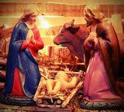 baby jesus manger stock photos royalty free stock images