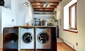 Kitchen Laundry Ideas Laundry In Kitchen A Small Kitchen And Laundry Room Kitchen