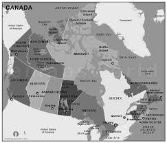 canada states map canada states map black and white black and white states map of