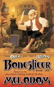 boneslicer the quest for the trilogy book one of the trilogy by