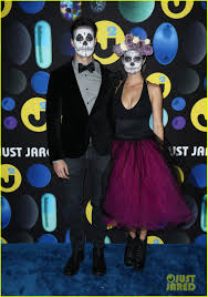 halloween mark mark salling dresses as jared eng at the jj halloween party