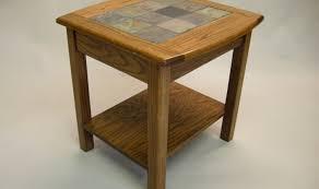 table oak accent table amazing oak end tables amazing of oak