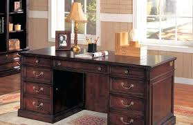 Oak Desks With Hutch Espresso Computer Desks Bush Cabot L Shaped Computer Desk With