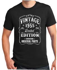 turning 60 birthday gifts 1955 birthday gift vintage 1955 shirt for t shirt