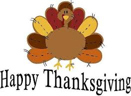 studio closed for thanksgiving nov 23 26