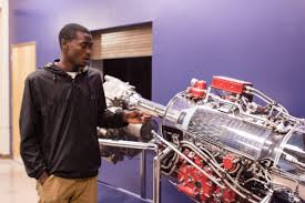 Turbine Engine Mechanic Indianapolis Jet Repair Hub Offers Glimpse Of What Rockford Can