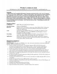 sample linux system administrator cover letter linux system