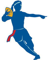 flag football clip art many interesting cliparts