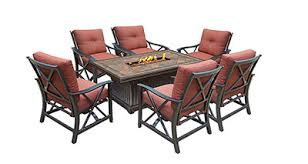 Gas Firepit Tables Best High End Luxury Pit Table Reviews Outdoormancave