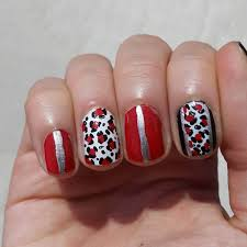 20 leopard nail art designs ideas design trends premium psd