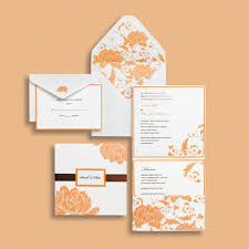 brides wedding invitation kits 45 best wedding invitations images on invitations