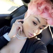blac chyna debuts a cute pink pixie cut see the photos