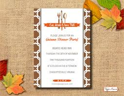 thanksgiving birthday invitations printable card thanksgiving