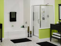 shower designs for small bathrooms with shower and tub beautiful