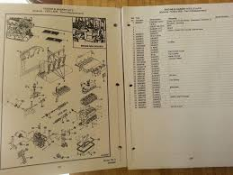 bobcat 763 763g skid steer parts manual book 6900986 finney