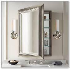 Mirrored Tall Bathroom Cabinet - mirrored tall bathroom cabinet cabinet home design ideas