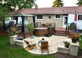 Patio Decks Designs Pictures Backyard Deck Design Ideas Backyard Ideas For You To Get Relax