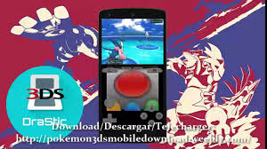 3ds emulator for android working pokémon x 3ds on android drastic 3ds emulator