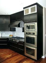 colonne de cuisine pour four encastrable demi colonne cuisine meuble cuisine colonne pour four encastrable