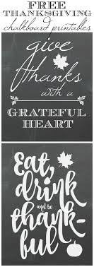 fall kitchen tour free thanksgiving chalkboard printables